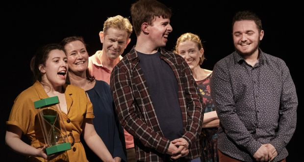 What I (Don't) Know About Autism:  Inclusivity defines the aesthetic as well as the experience of the show. Photograph: Ros Kavanagh