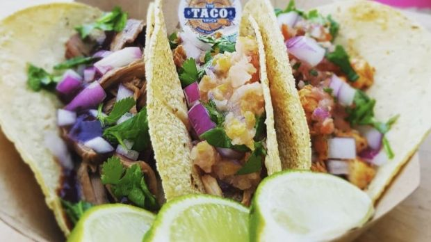 Six Irish taco vendors will compete for the Top Taco title