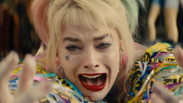 Image result for birds of prey and the fantabulous
