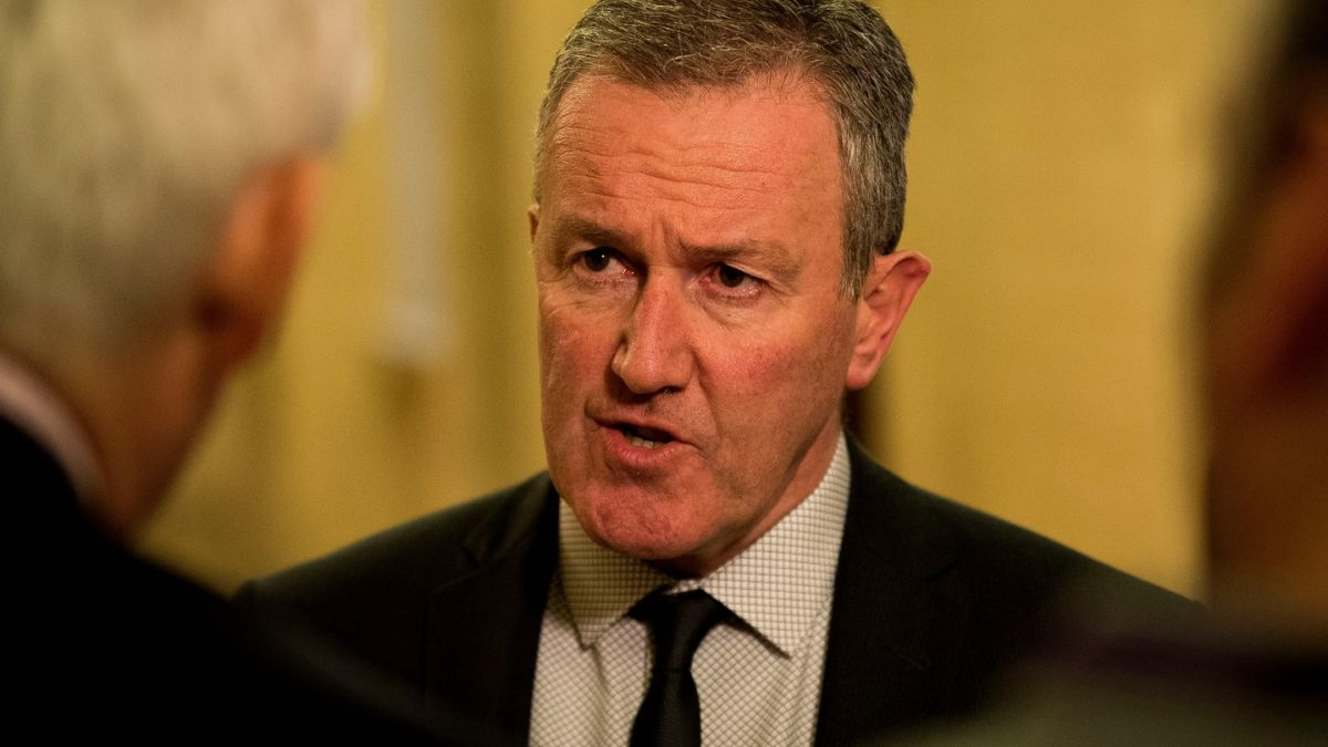 DUP politician urges Conor Murphy to resign over Paul Quinn comments