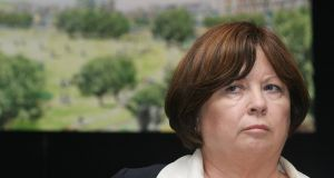 Former minister for health Mary Harney: showed real leadership in reorganisation of cancer services, in spite of significant local opposition. Photograph: James Horan/Collins