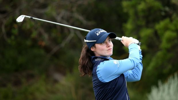 Leona Maguire has made the cut Down Under. Photograph: Jack Thomas/Getty
