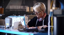 Dublin studio is handcrafting jeans the way they used to be made