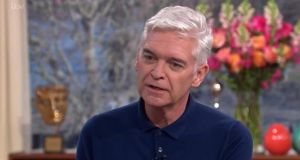 Phillip Schofield: coming out 'is essential for me and essential for my head'. Photograph: ITV/PA Wire