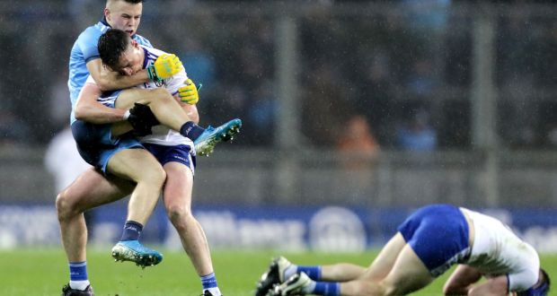 Dublins neverbetability survives Monaghan first-half scoring