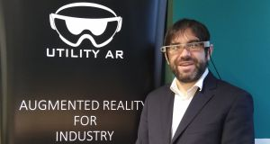 Patrick Liddy, founder of UtilityAR, says that he expects to see AR glasses released by the big mobile phone companies within the next three years