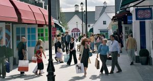 Kildare Village is among the Irish retail centres that specifically targets Chinese visitors.