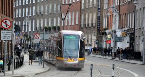 Dublin City Council planners said there was  an overconcentration of late venues on Harcourt Street. File photograph: Aidan Crawley/The Irish Times.