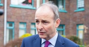 Micheál Martin: Can he stick to his  unwavering mantra of no coalition with Sinn Féin if the numbers do not stack up for an alternative government?