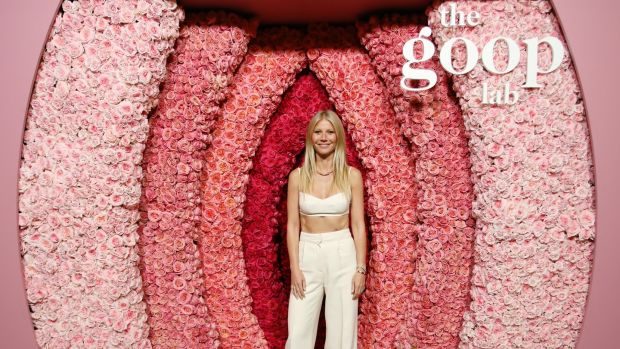 Gwyneth Paltrow at a special screening of The Goop Lab in Los Angeles, California, on January 21st, 2020. Photograph: Rachel Murray/Getty Images