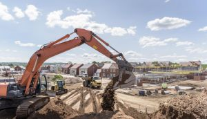 Some 21,241 new homes were delivered in 2019, according to the CSO. Photograph: Getty Images