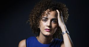 French-Moroccan writer Leila Slimani: her book demonstrates the ways in which women's bodies are the battleground for colonial and cultural tensions. Photograph: Joel Saget/AFP/Getty