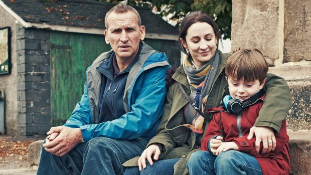 Eccleston in The A Word: a third series will be broadcast on the BBC later in 2020. Photograph: Rory Mulvey/BBC/Fifty Fathoms