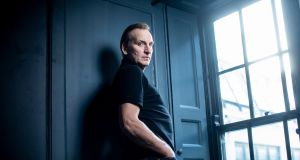 Christopher Eccleston: 'I really felt that I was going to die.' Photograph: David Levene/Guardian