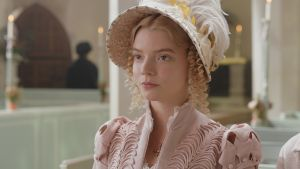 Anya Taylor-Joy stars in Emma. Photograph: Focus Features