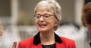 Minister for Children Katherine Zappone was one of several high-profile and hard-working women politicians from across the political spectrum who lost their seats. Photograph: Colin Keegan/ Collins Dublin
