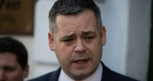 Sinn Féin's chief negotiator Pearse Doherty will seek to begin meetings with smaller parties and Independents on Wednesday. Photograph: Tom Honan