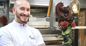 Belgian master chocolatier, consultant and owner of Arcane Chocolates Erik van der Veken: 'I'm looking to establish a presence in a shop like Harrods, but until there is clarity on the import/export situation, I will be putting those plans on hold.'