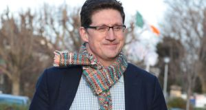 Green Party Leader Eamon Ryan had government formation discussions with the leaders of Sinn Féin, Fianna Fáil and Fine Gael on Wednesday morning, and was due to meet with the Labour Party on Wednesday afternoon.  Photograph: Collins