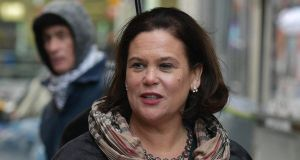 To put together a left-wing government led by Sinn Féin, party leader Mary Lou  McDonald would need nearly every Independent TD to be on board. Photograph: Charles McQuillan/Getty Images