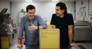 Butternut Box co-founders Kevin Glynn and David Nolan