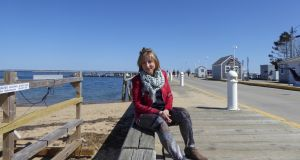 Anne-Marie Fyfe in Provincetown, Massachusetts