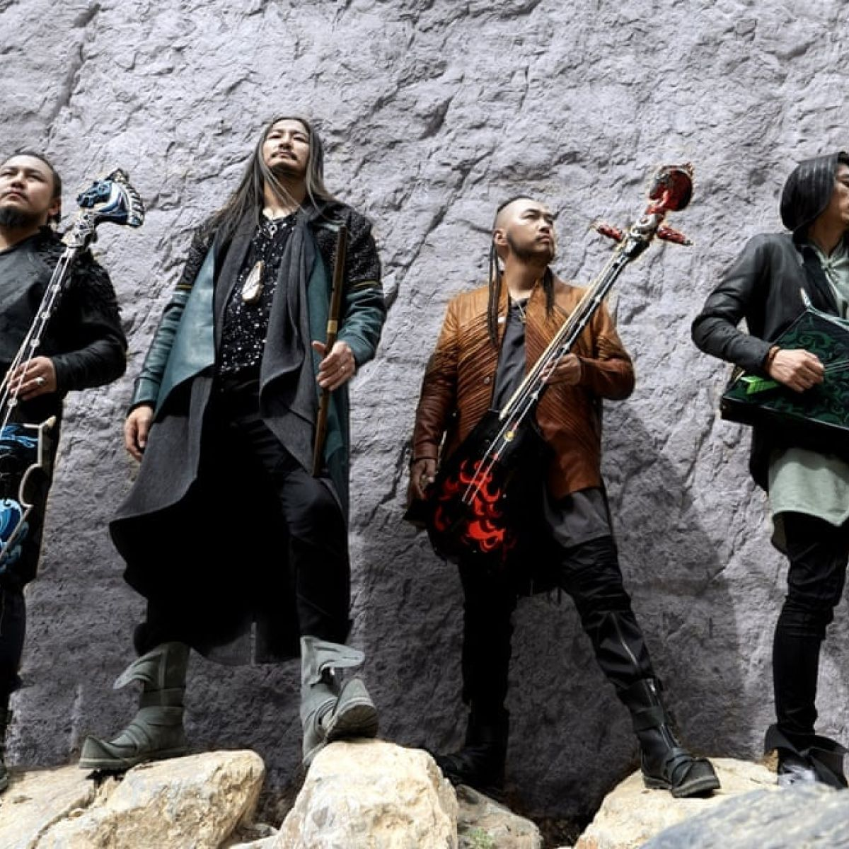 Meet The Hu The Mongolian Metal Band Conquering The World