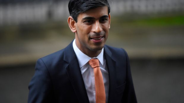 Chancellor of the exchequer Rishi Sunak: a close ally of the prime minister who accepted his plans to take control of the chancellor's office. Photograph: Peter Summers/Getty Images