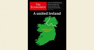 In its editorial The Economist suggests that Irish unity was never more 'than a Republican fantasy' until this general election in which Sinn Féin emerged as the biggest party in the Republic.