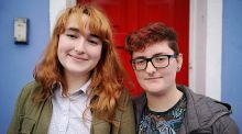 'I joked about swapping bodies': The story of a trans couple in Sligo