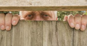 I can only recommend that you try to talk to your neighbour and try to work out a mutually acceptable solution. Photograph: iStock
