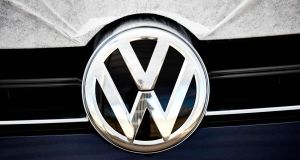 VW is facing a series of lawsuits in countries across Europe. Photograph: EPA