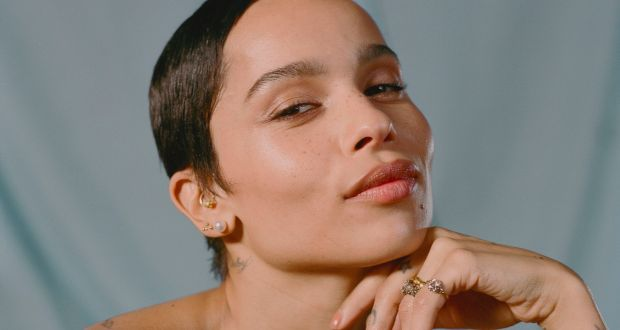 Zoë Kravitz: 'I was trying to re-create a world that I know, and that's what it looks like. It doesn't look like a bunch of white girls.' Photograph: Ana Cuba/New York Times