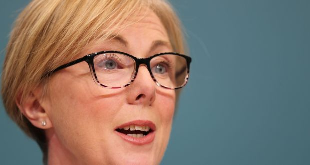 Minister for Social Protection Regina Doherty has said that she is retiring from electoral politics. Photograph: Nick Bradshaw/The Irish Times.