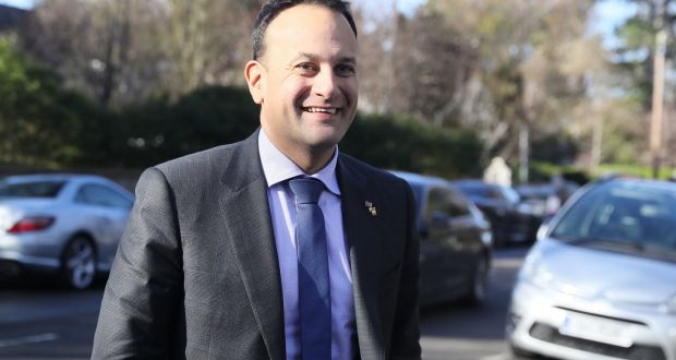 Leo Varadkar: 'We are willing to consider participating in a government but only as a last resort, and only if we are wanted and needed.' Photograph: Brian Lawless/PA Wire