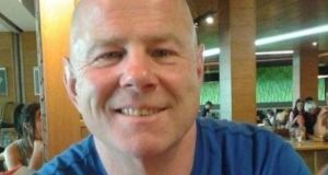 "David ""Daithi"" Douglas (55) was shot six times as he took a meal break at the counter in his partner's shop, Shoestown, on Bridgefoot Street, Dublin 8 on July 1st, 2016."