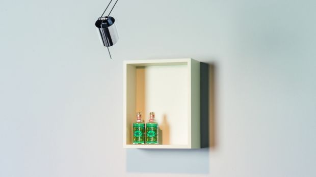 Wink Lighting's aluminium picture rail system