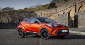 Toyota C-HR: A proper premium hybrid crossover that's a halfway house to electric