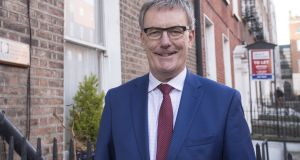 former Ulster Unionist Party leader Mike Nesbitt said 'people's values, people's priorities, people's needs are very different today' from when partition began. File photograph: Brenda Fitzsimons /The Irish Times