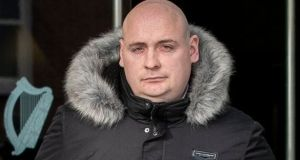 The court also heard that Paul Wells jnr had a 'difficult history' for the previous 15 years with his father. File photograph: Collins Courts