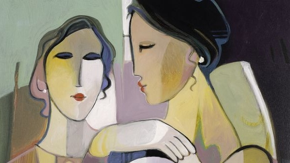 Auction of Anglo Irish Bank art exceeds expectations - irish times