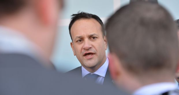 Taoiseach Leo Varadkar has no mandate from his parliamentary party to enter government negotiations. Photograph: Alan Betson/The Irish Times