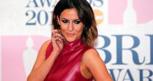 Television presenter Caroline Flack (40) was found dead her east London home on Saturday. Photograph: Suzanne Plunkett/Reuters/File Photo