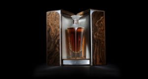 Midleton Very Rare Silent Distillery Collection: collectors are expected to seek out the the 45-year-old whiskey, which costs €35,000 a bottle