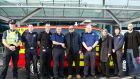 The staff who helped save Dr Farqad Alamgir at Dublin Airport