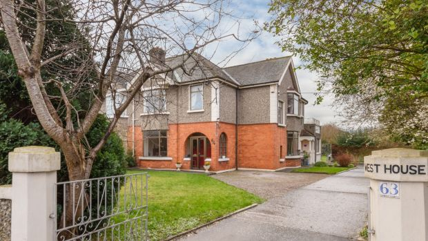 Exterior of 63 Kimmage Road West, Dublin 12