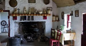 A variety of items used in rural Irish dwellings in the 18th and 19th century will be on auction. File photograph: Getty