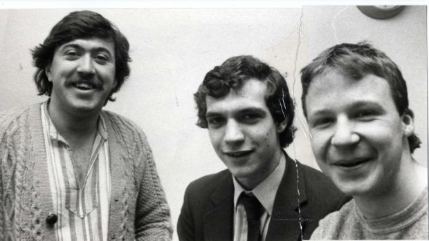 1981 winners from left Gerry Stembridge, Sean Moran and David Cooke.