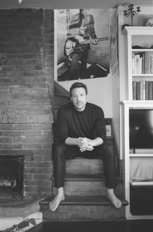 Affleck on recovery: 'Be honest. Be accountable. Help other people. Apologise when you're wrong.' Photograph: Magdalena Wosinska/The New York Times)