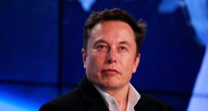 'All orgs developing advanced AI should be regulated, including Tesla,' tweeted Elon Musk. Photograph: Mike Blake/Reuters